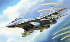 Mig-29 Russian Fighter