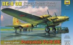 "Petlyakov PE-8 ON - ""Stalin's Plane"""