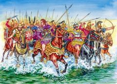 Macedonian Cavalry - 400-100 BC