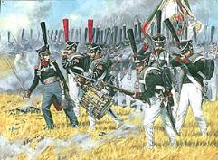 Russian Heavy Infantry - Grenadiers 1812-1814