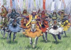 Samurai Warriors - Cavalry 16th-17th Century