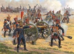 French Foot Artillery - 1810-1815