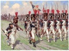 French Imperial Old Guards - Grenadiers 1804-1815