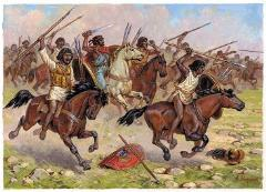 Carthagenian Numidian Cavalry - 300-100 BC
