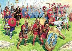 Republican Rome Infantry - 300-200 BC