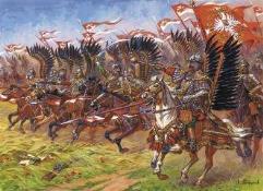Polish Winged Hussars - 17th Century