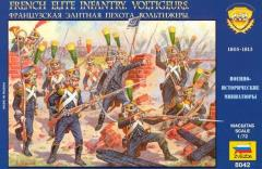 French Elite Infantry - Voltigeurs 1805-1813 (2010 Edition)