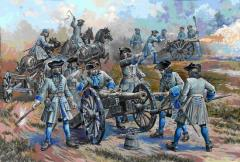 Swedish Artillery of Charles XII - 17th-18th Century