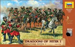 Dragoons of Peter I The Great (17th - 18th Century)