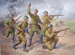 Soviet Infantry - WWII
