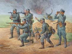 German Infantry - WWII