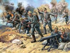 German Infantry - WWI