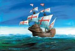 Conquistadores Ship - San Gabriel (1/100)