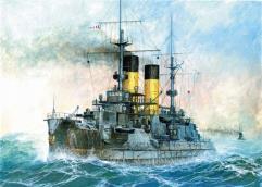 Russian Battleship - Kniaz Suvorov