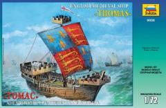 English Medieval Ship - Thomas