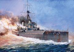 British Battleship - Dreadnought