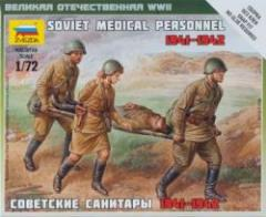 Russian Medical Personnel