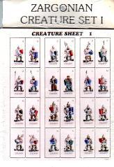 Creature Set #1 - Dwarves