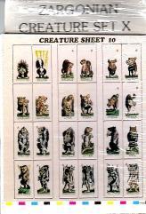 Creature Set #10 - Animals