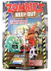 Zombies Keep Out Promo Poster