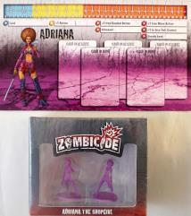 Promo Figure - Adriana, The Shopgirl