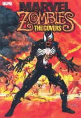 Marvel Zombies - The Covers