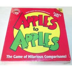 Apples to Apples: Party Box 2007