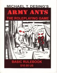 Army Ants Basic Rulebook