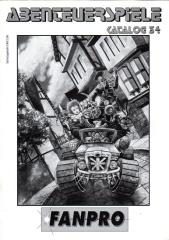 Abenteuerspiele 34 (Adventure Games Catalog 14) (German)