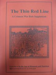 Thin Red Line, The - Crimean War Rule Supplement