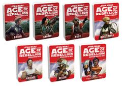 Age of Rebellion - Ace Specialization Deck Collection - 7 Decks!