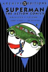 Superman - The Action Comics Archives #1