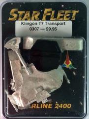 Klingon T7 Transport