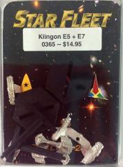 Klingon E5 and E7
