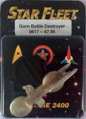 Gorn Battle Destroyer