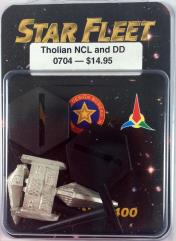 Tholian NCL + DD