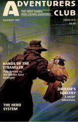 """#10 """"Zirifair's Sorcery - MERP Adventure, Hands of the Strangler"""""""