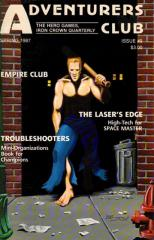 "#9 ""The Laser's Edge - High Tech for Space Master"""