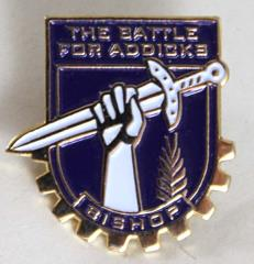 Battle for Addicks Pin - Bishop