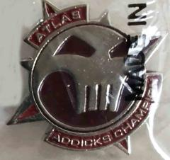 Addicks Champion Pin - Atlas
