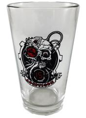 Adepticon 15 Pint Glass