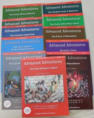 Advanced Adventures Module Collection #1 - 11 Adventures!