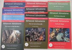 Advanced Adventures Module Collection #2 - 11 Adventures!