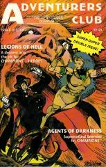 "#13 ""Double Issue, Agents of Darkness, Legions of Hell"""