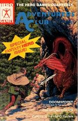 "#16 ""Fantasy Hero Issue, Doomspoint Scenario, Poisons"""