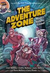 The Adventure Zone - Murder on the Rockport Limited!