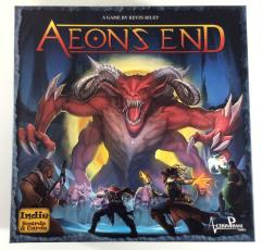 Aeon's End Collection Base Game + 2 Expansions!
