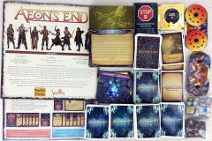 Aeon's End Collection Base Game (2nd Edition) + The Depths (2nd Edition)
