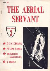 "#3 ""AD&D & Traveller Scenarios"""