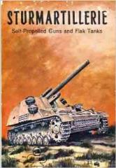 Armor Series #4 - Sturmartillerie, Self-Propelled Guns and Flak Tanks
